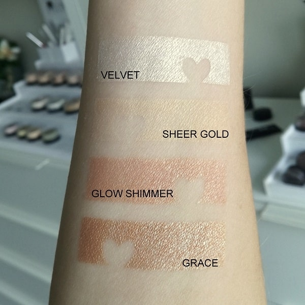 Highlighter Glow Shimmer
